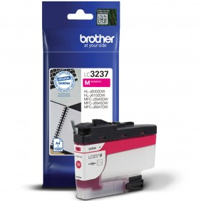 Cartucho tinta brother lc3237m magenta 1500 - LC3237M- Ref: MGS0000001205