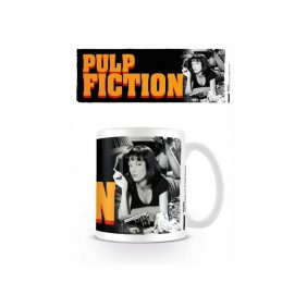 Taza pyramid pulp fiction mia wallace-Ref:MGS0000001575