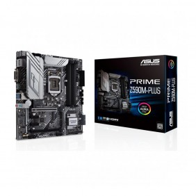 Placa base asus intel prime z590m - plus-90MB1690-M0EAY0Ref:MGS0000001611
