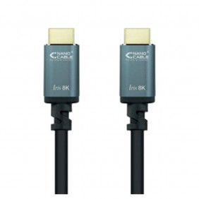 Cable nanocable hdmi 2.1 iris 8k - 10.15.8002- Ref: MGS0000001409