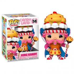 Funko pop candyland king kandy 54302-54302Ref:MGS0000001632