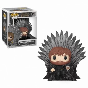 Funko pop juego tronos tyrion lannister - 37404- Ref: MGS0000001730
