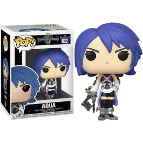 Funko pop kingdom hearts 3 aqua-39941Ref:MGS0000001737