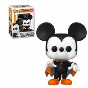 Funko pop disney mickey mouse halloween-49792Ref:MGS0000001675