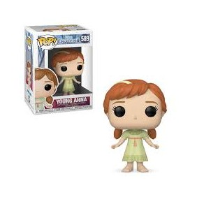 Funko pop disney frozen 2 young-Ref:40889