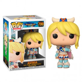 Funko pop animacion monster hunter avinia-46938Ref:MGS0000001766