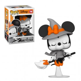 Funko pop disney minnie mouse halloween-49793Ref:MGS0000001848