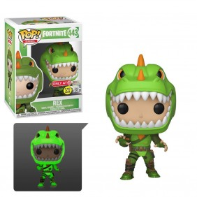Funko pop fortnite rex glow in-40944Ref:MGS0000001849