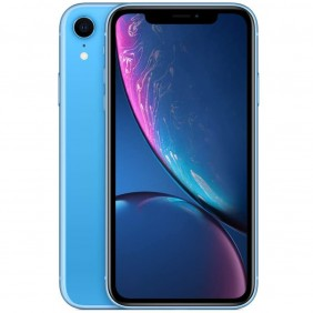 Telefono movil smartphone reware apple iphone-XR64GBBLUECPORef:MGS0000000877
