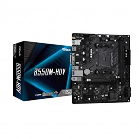 Placa base asrock amd am4 b550m - hdv-90-MXBDJ0-A0UAYZRef:MGS0000001891