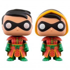 Funko pop dc imperial palace robin - 52430- Ref: MGS0000001933