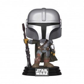Funko pop star wars the mandalorian-Ref:45545
