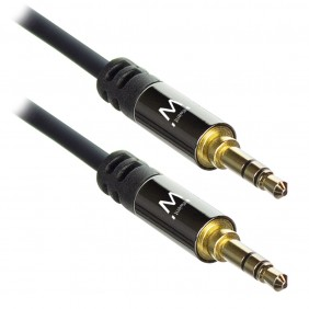 Cable audio ewent jack 3.5mm macho - EW9235- Ref: MGS0000001862