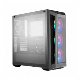 Torre atx coolermaster masterbox mb530p cristal-MCB-B530P-KHNN-S01Ref:DSP0000000355
