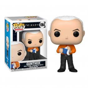 Funko pop series tv friends gunther-41946Ref:MGS0000002005