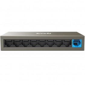 Switch 9 puertos ethernet desktop 10 - TEF1109D- Ref: MGS0000002077