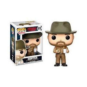 Funko pop stranger things hopper con-Ref:14425