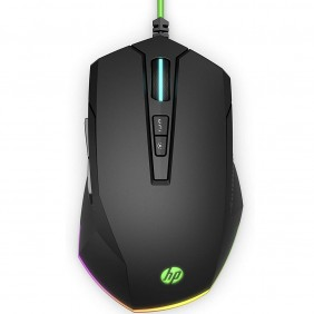 Mouse raton hp pavilion gaming mouse - 5JS07AA- Ref: MGS0000002298