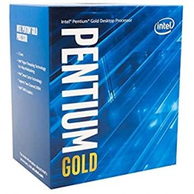 Micro. intel pentium gold dual core - BX80701G6405- Ref: MGS0000002032