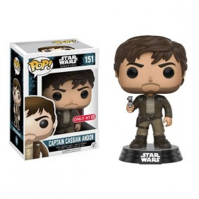 Funko pop star wars capitan cassian-10451Ref:MGS0000002333