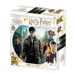 Puzzle 3d lenticular harry potter harry - - Ref: MGS0000002848