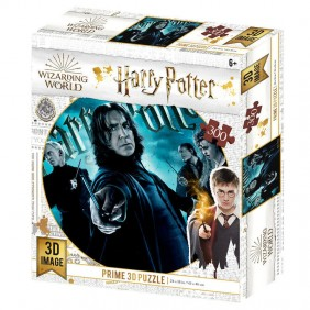 Puzzle 3d lenticular harry potter miembros - - Ref: MGS0000002849