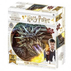 Puzzle 3d lenticular harry potter torneo - - Ref: MGS0000002850