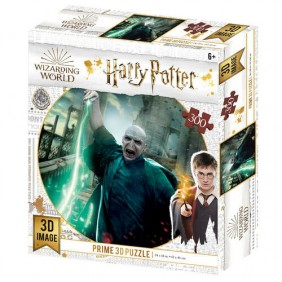 Puzzle 3d lenticular harry potter lord - - Ref: MGS0000002851