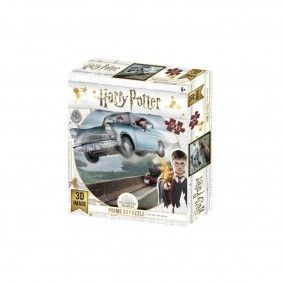 Puzzle 3d lenticular harry potter ford - - Ref: MGS0000001498