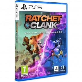 Juego ps5 -  ratchet & clank: - 9826392- Ref: MGS0000002878
