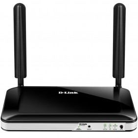 Router wifi d - link dwr - 921 4 puertos - DWR-921- Ref: MGS0000003312