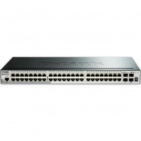Switch d - link 52 puertos gestionable 48 - DGS-1510-52X- Ref: MGS0000003275