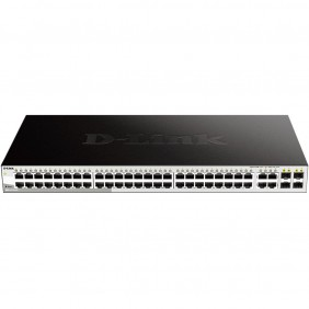 Switch d - link 52 puertos gestionable 48 - DGS-1210-52- Ref: MGS0000003260