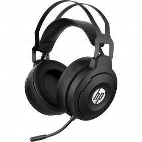 Auriculares con microfono hp x1000 gaming - 7HC43AA- Ref: MGS0000003598