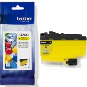 Cartucho tinta brother lc426xly amarillo 5000 - LC426XLY- Ref: MGS0000003797