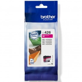 Cartucho tinta brother lc426m magenta 1500 - LC426M- Ref: MGS0000003789