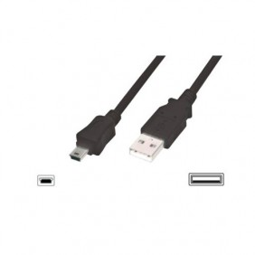 Cable usb 2.0 equip tipo a - 128521- Ref: DSP0000002727