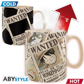 Taza termica abysse one piece - - Ref: MGS0000003980