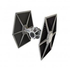 Replica madera pintar woodwork tie fighter - - Ref: MGS0000004259