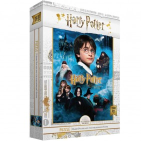 Puzle asmodee 1000 piezas harry `potter - SDTWRN23241- Ref: MGS0000004237