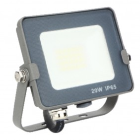 Foco proyector led silver electronics forge - - Ref: 172020