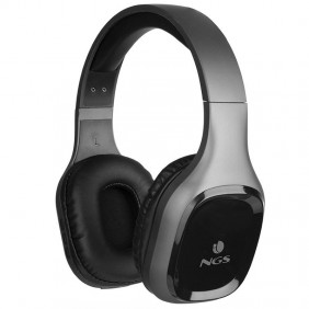 Auriculares bluetooth ngs articaslothgray alcance 10 - ARTICASLOTHGRAY- Ref: MGS0000000448