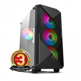 Ordenador phoenix gaming rgb therion intel - THERION-C21- Ref: MGS0000004770