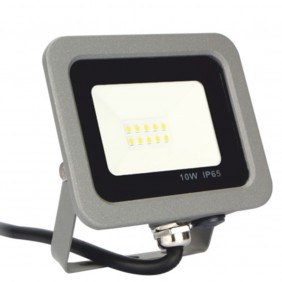 Foco led silver electronics forge+proyector ips - 172011- Ref: MGS0000004783