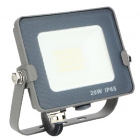 Foco led silver electronics forge+proyector ips - 172021- Ref: MGS0000004785