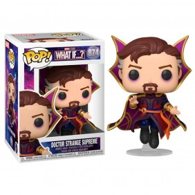 Funko pop marvel what if doctor - 55815- Ref: MGS0000004844