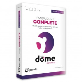 Antivirus panda dome complete 5 dispositivos - A01YPDC0M05- Ref: MGS0000005256