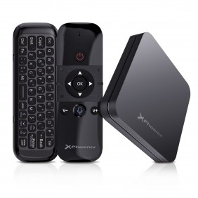 Android tv phoenix android 9.0 4gb - - Ref: PHX-DROIDTV