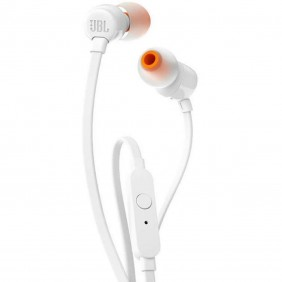 Auriculares intrauditivos jbl t110 white pure - - Ref: JBLT110WHT