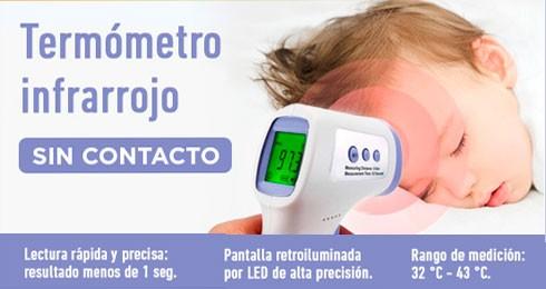 Termómetros sin contacto